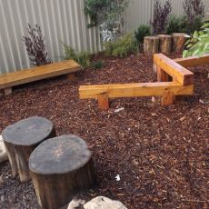 backyard transform