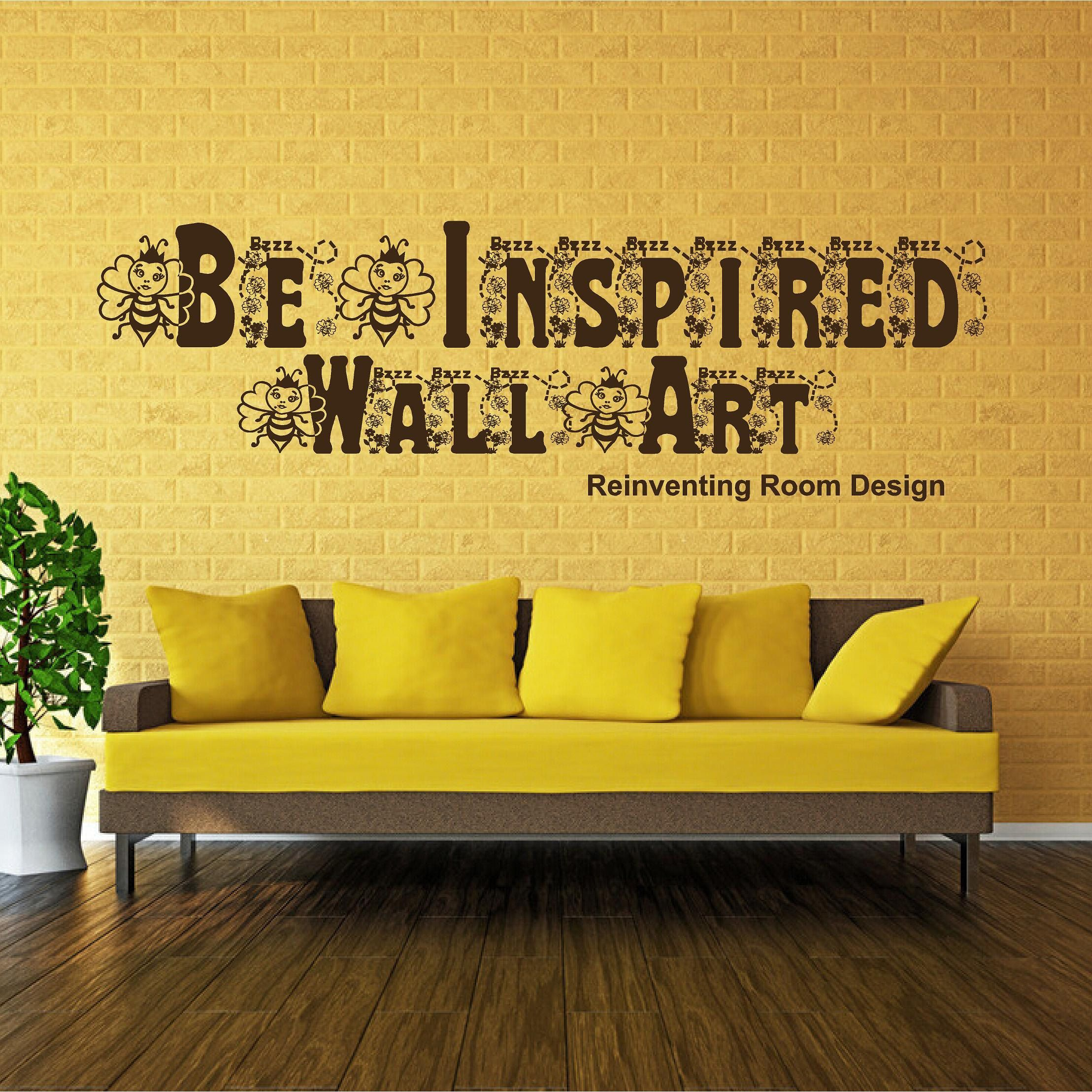 I\'m offering a discount! | Be Inspired Wall Art | Pinterest | Walls