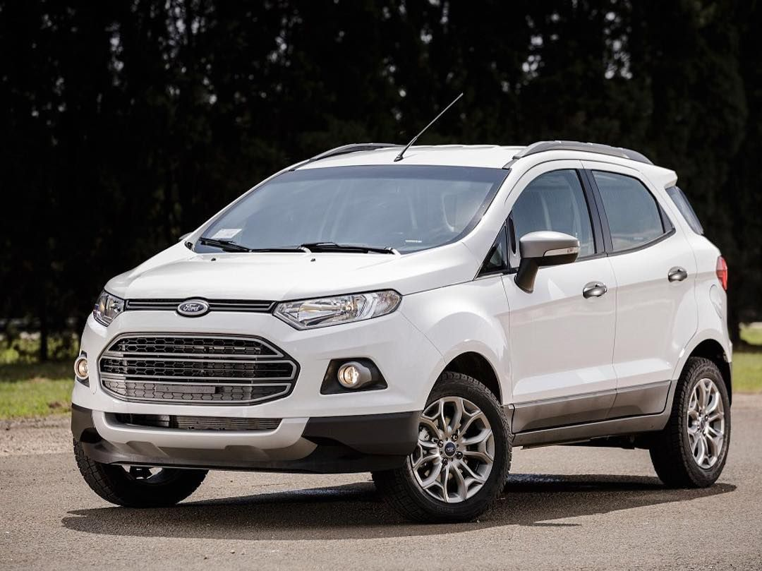 Ford Will Show Off The Subcompact 2017 Ford Ecosport In Los