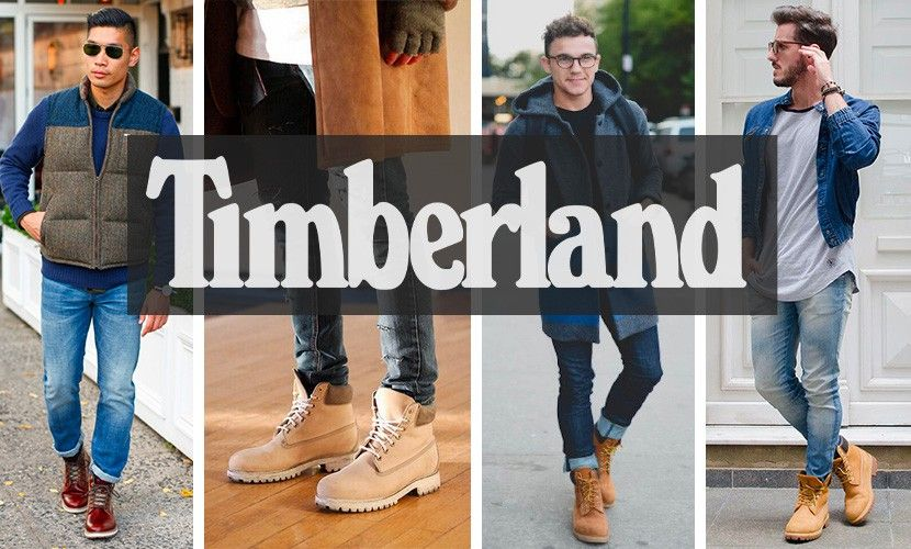 chaussures homme style timberland