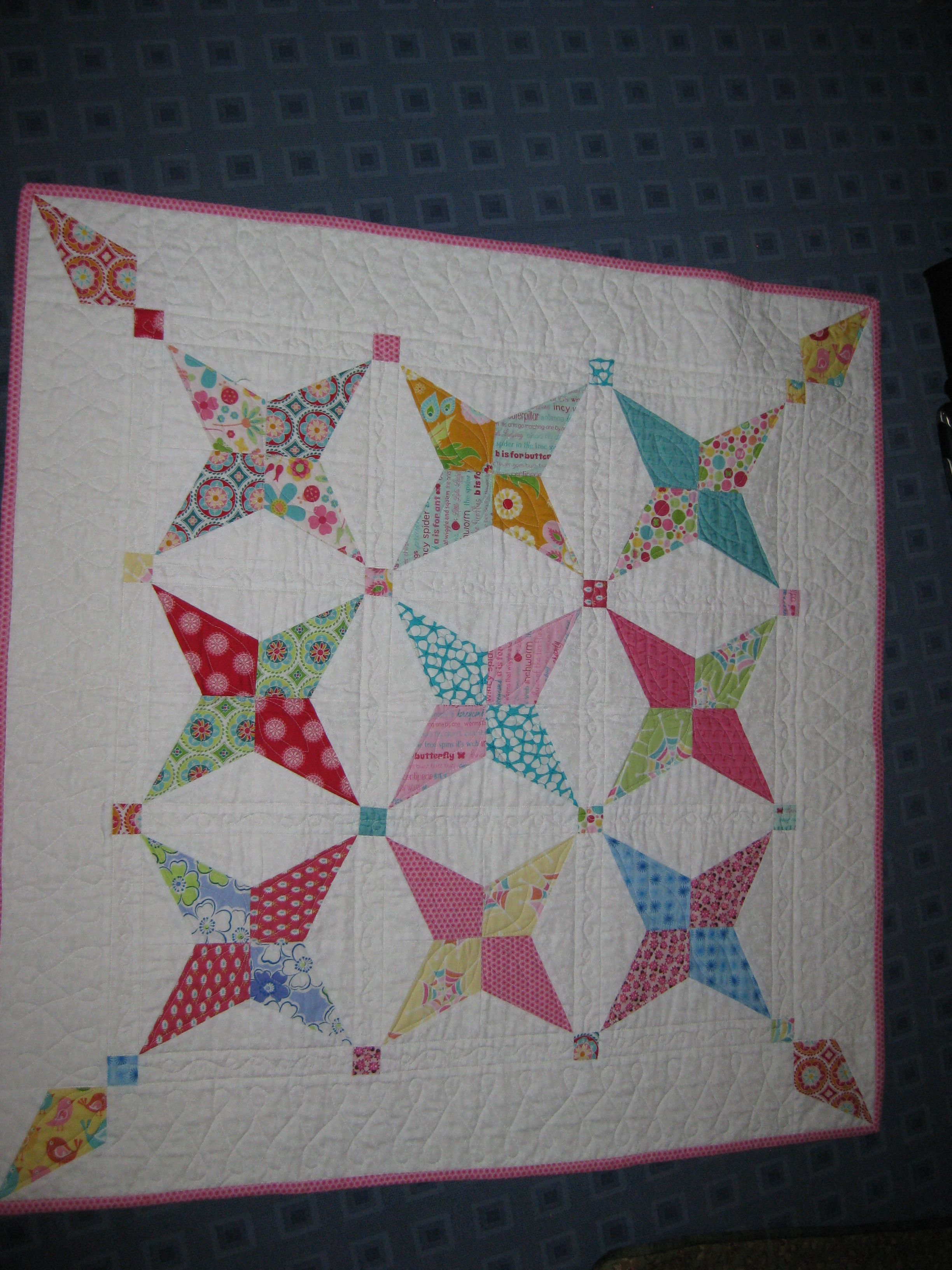 Eleanor burns quilt design for baby quilt quilts