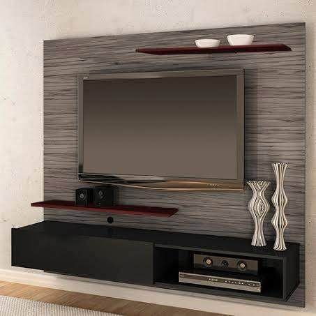 Pin de gianella cabrera en ideas tv en 2019 pinterest for Muebles para lcd 55 pulgadas