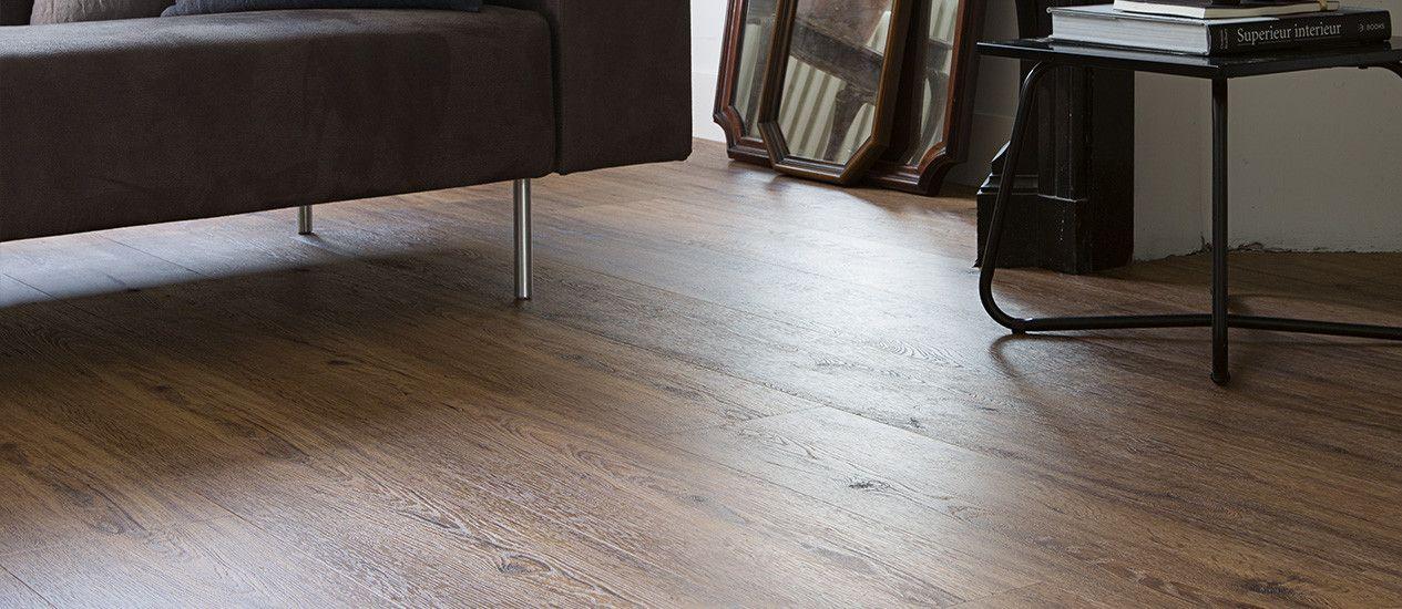 Nieuw Op zoek naar een warme rustieke pvc vloer met extra brede planken CP-22