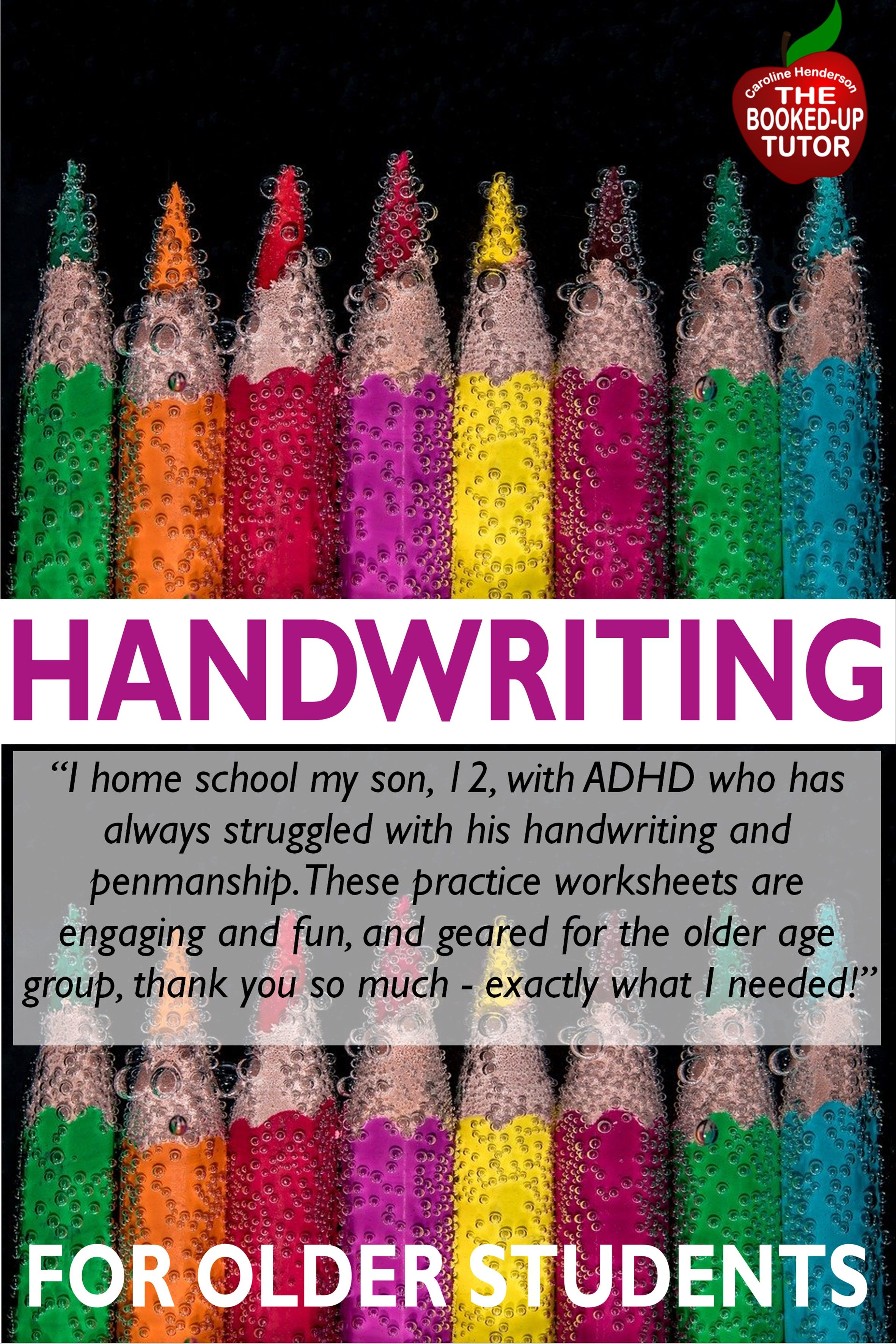 Penmanship Handwriting In