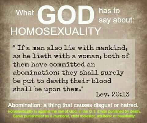 Verses in the bible about homosexuality galleries 19
