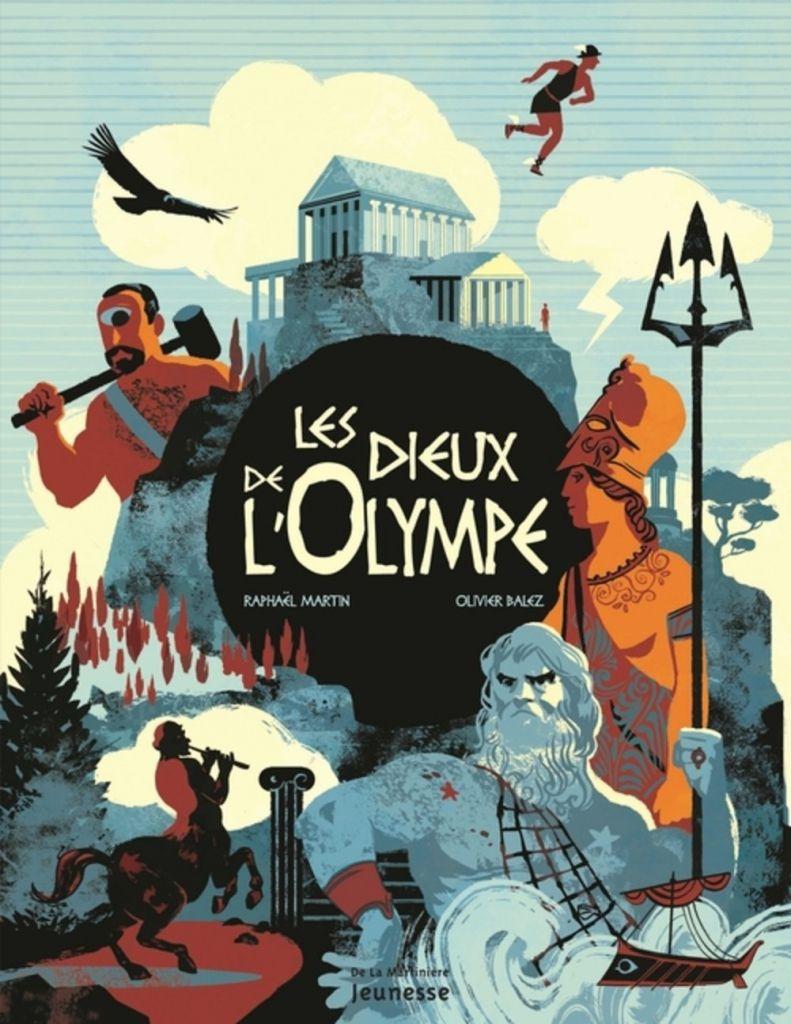 Livre Sur Les Dieux Grecs : livre, dieux, grecs, 717y6huJtML.jpg, Cover, Design, Inspiration,, Illustration
