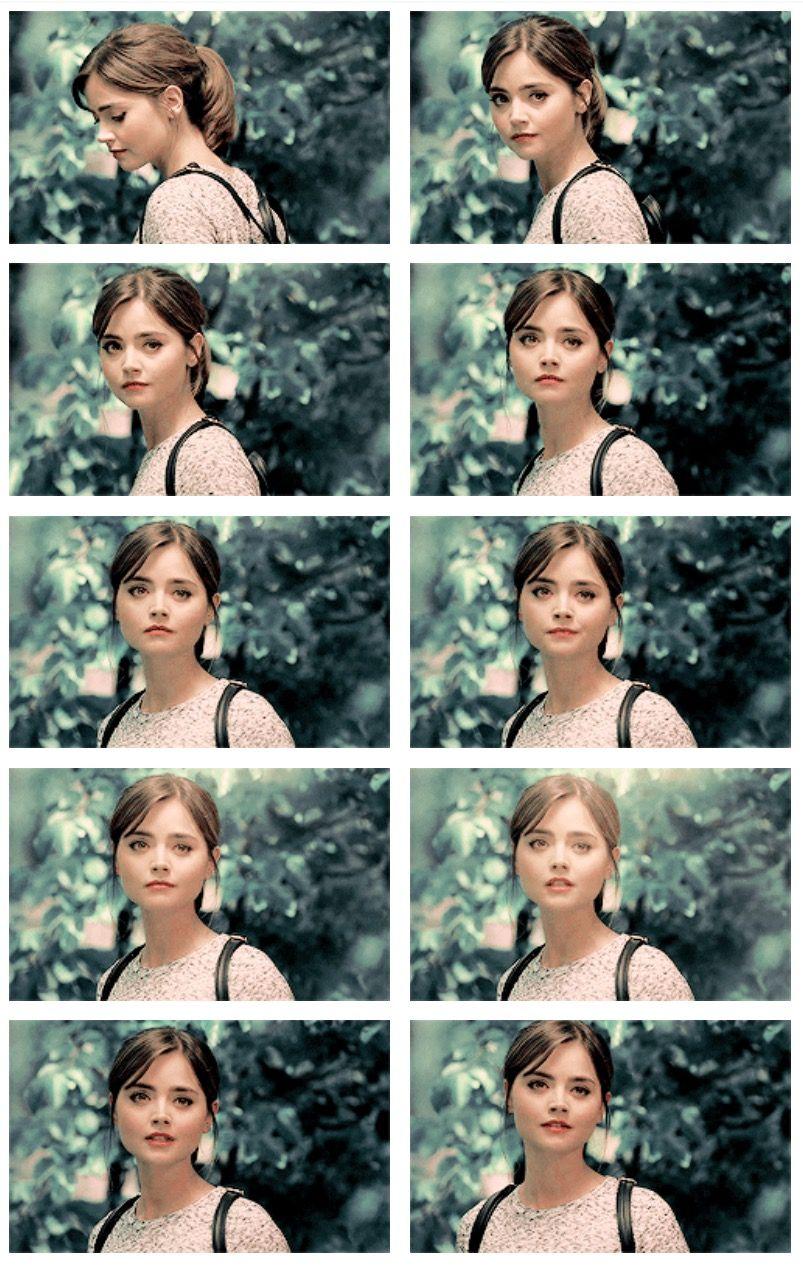 Clara says goodbye to 12 in ItFotN.