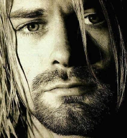 """Kurt Cobain """"Come as you are, as you were, as I want you to be."""""""