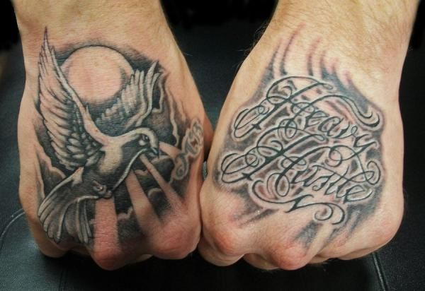 70 Awesome Tattoo Fonts Designs Cuded Hand Tattoos For Guys Hand Tattoos Tattoos For Guys