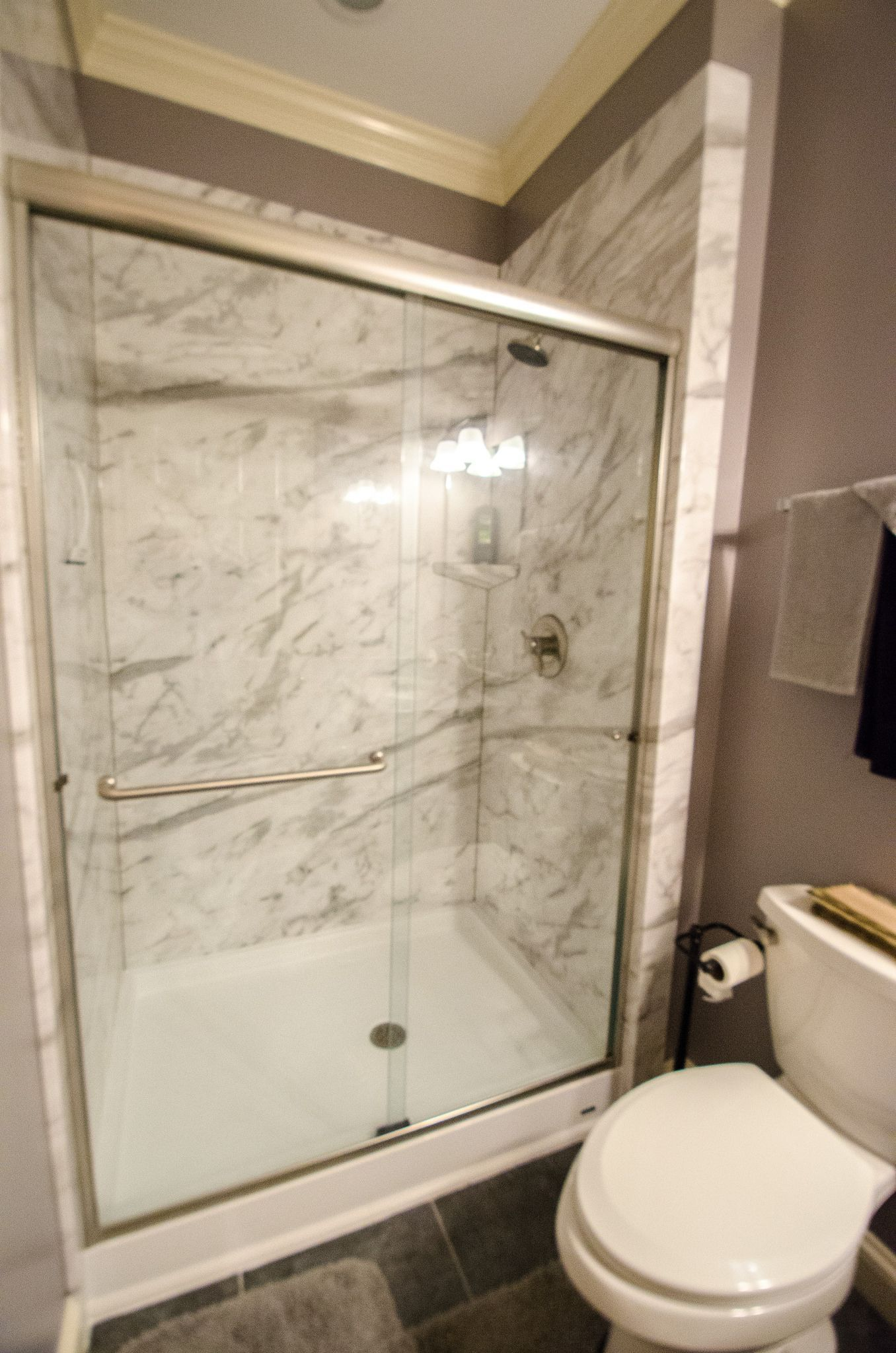 RH858 AFTER -0138   Bathroom trends, Remodel bathroom and Grab bars