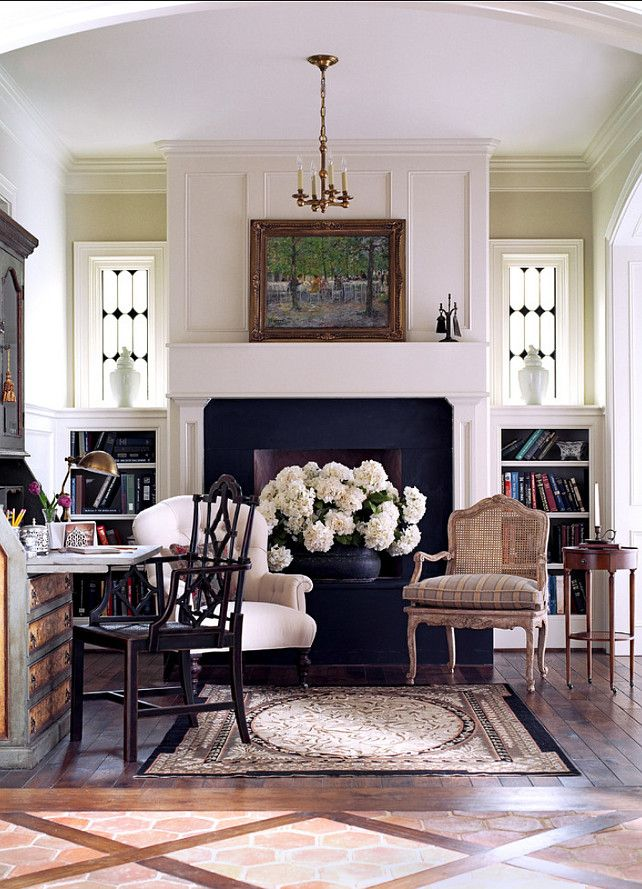 Parlor Design Ideas Beautiful traditional French Parlor #French