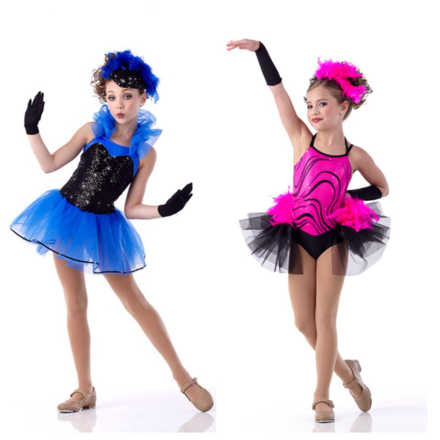 Maddie and Mackenzie for Cici Dance Wear | мα∂∂ιє αи