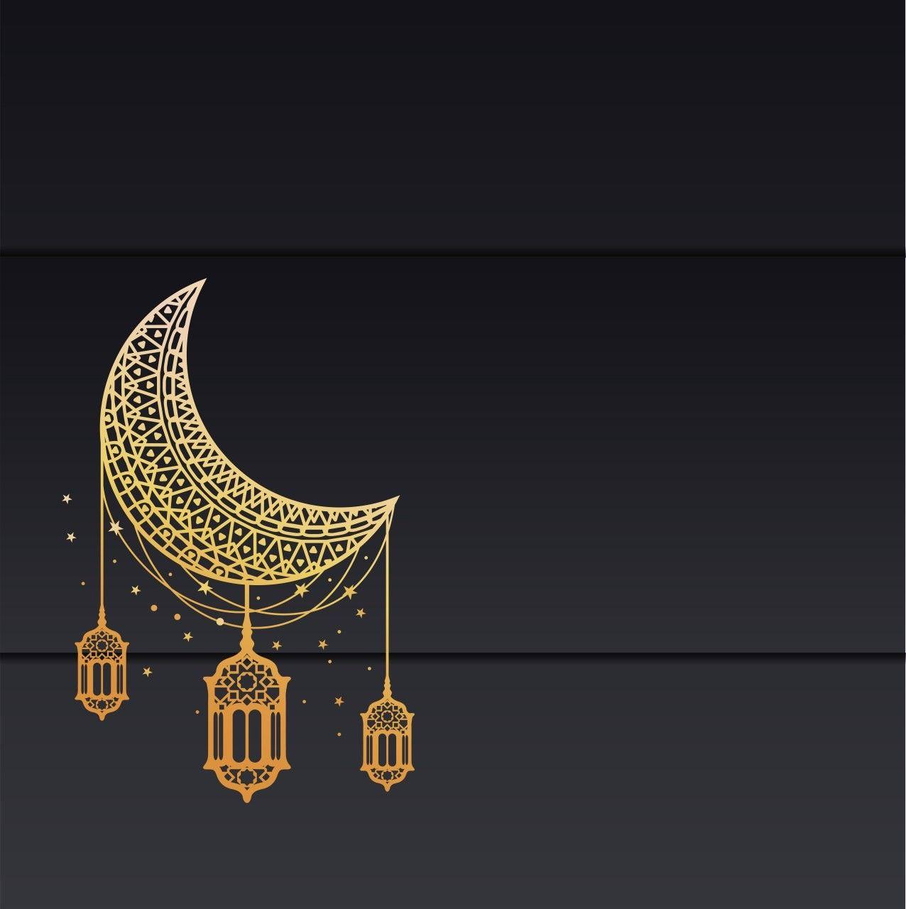 رمضان كريم كل عام وانتم بخير Desain Grafis Spanduk Seni Islamis