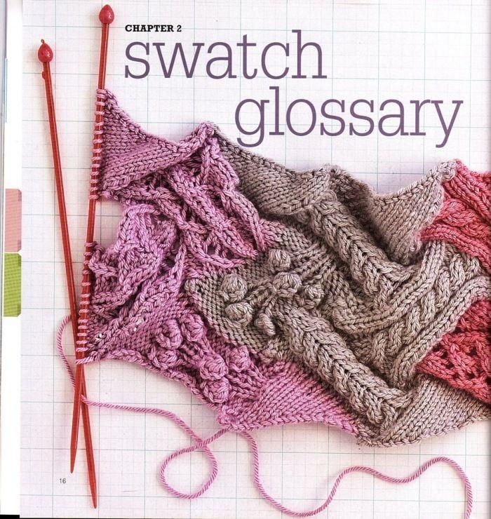 Interlace Knitting - whole book! | Crochet/Knit | Pinterest | Dos ...