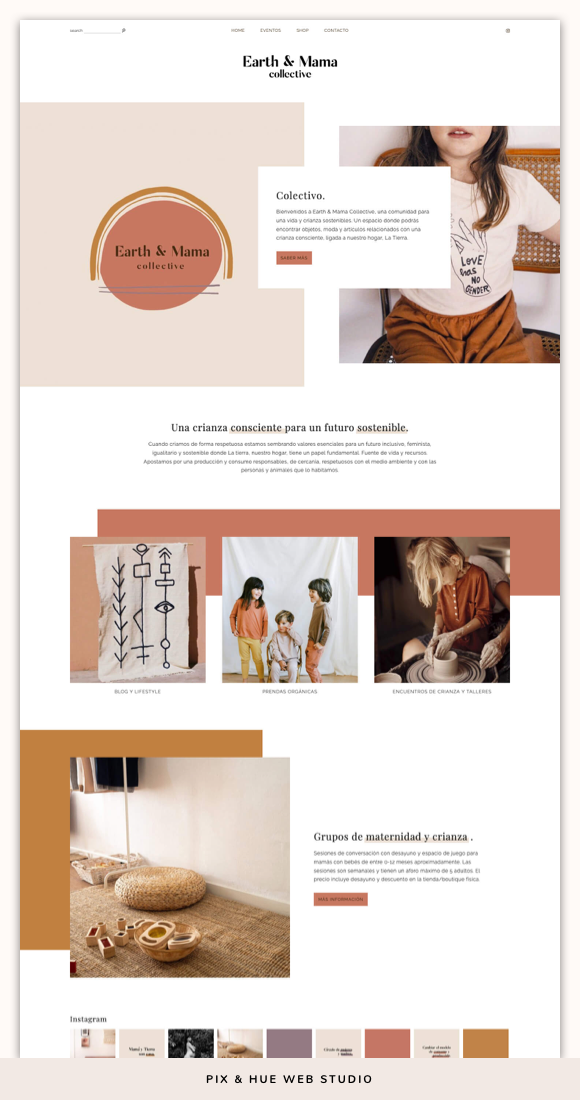 Everleigh Showcase - Feminine WordPress Theme