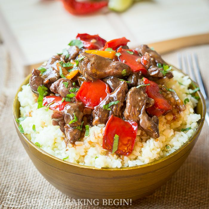 With every recipe that I make, I am more and more in love with my slow cooker. It's amazing that such delicious, healthy and easy meals can be done while you're gone, with no stirring or attending ...