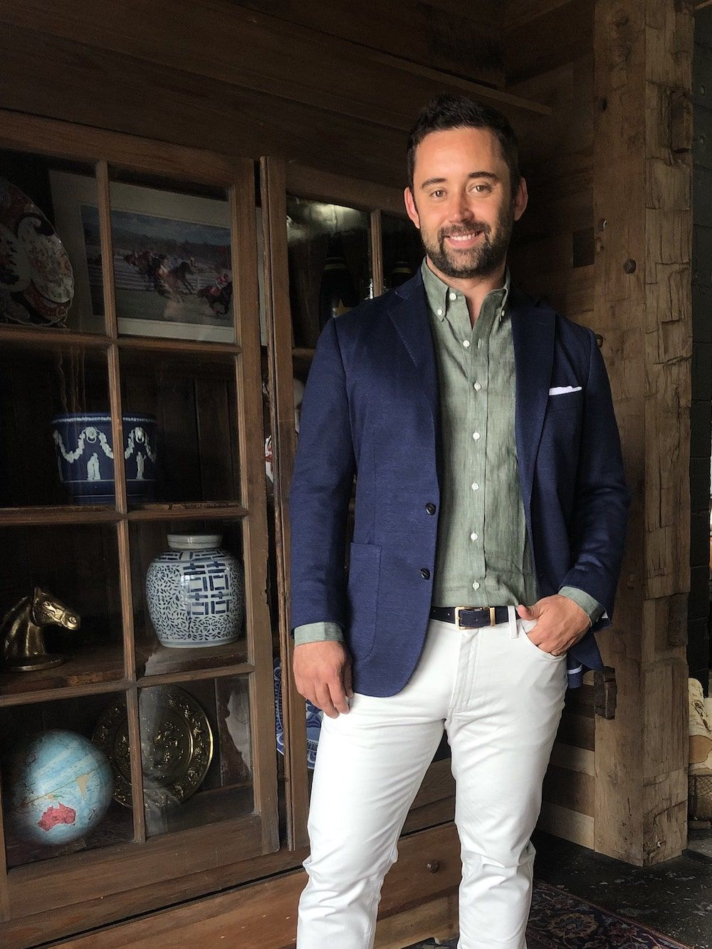 5 Casual Men's Spring Outfits From a MadetoMeasure