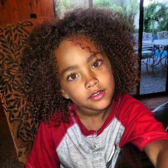 Beautiful mixed kids hes gorgeous