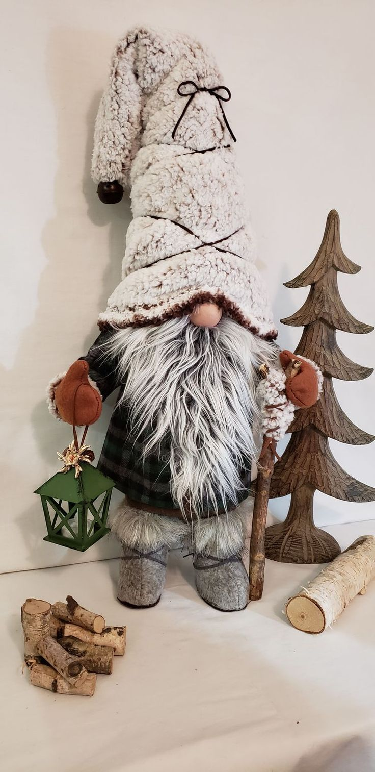 Photo of GNOMES!!! They are SO popular right now! They are flying off the sheles of every…