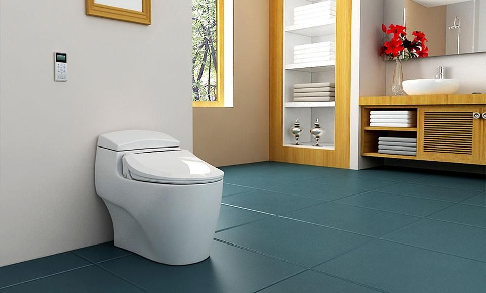 Spa Toilet Seat : Biobidet u spa luxury class bidet seat luxury bidet toilet