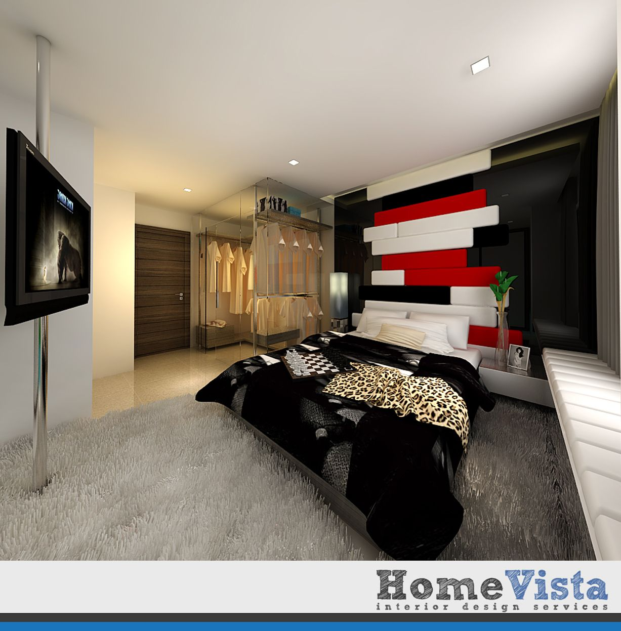 Terrace Interior Design Modern House HomeVista Singapore - Interior design for modern house
