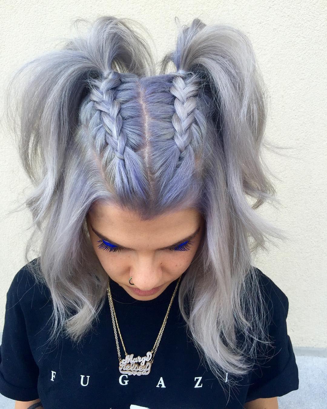 pin by julissamavis ! on hair | hair styles, pinterest hair