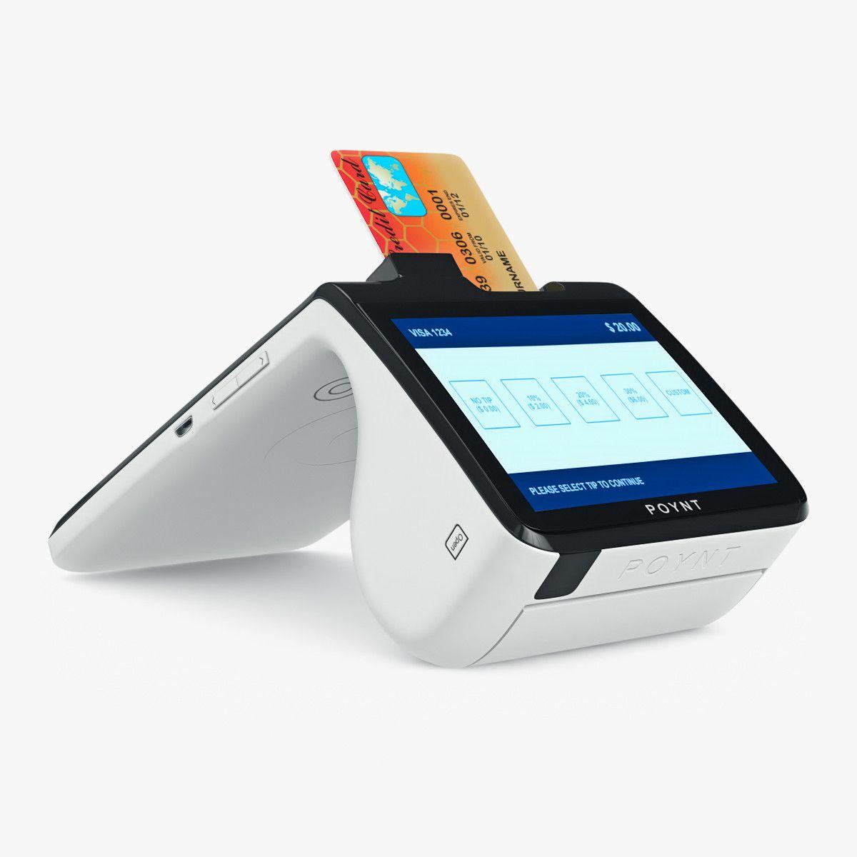 3d poynt smart payment terminal(이미지 포함)