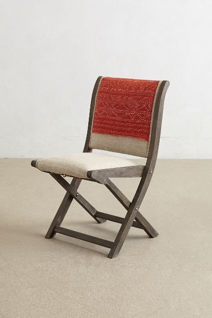 Admirable Kantha Terai Folding Chair Furniture Chair Furniture Gmtry Best Dining Table And Chair Ideas Images Gmtryco