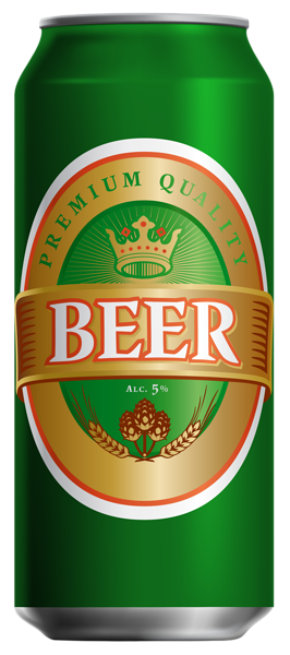 Beer Can Png Clip Art Image Beer Can Distilled Beverage Canning