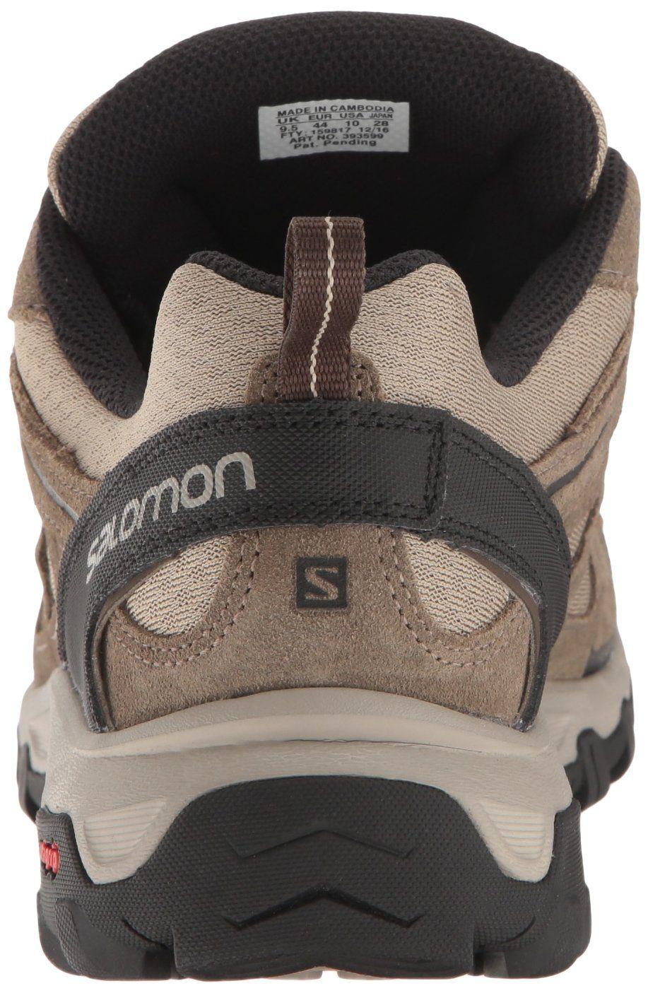 f1420b459 Salomon Mens Evasion 2 AERO Hiking Shoe Vintage kaki 11 M US ...