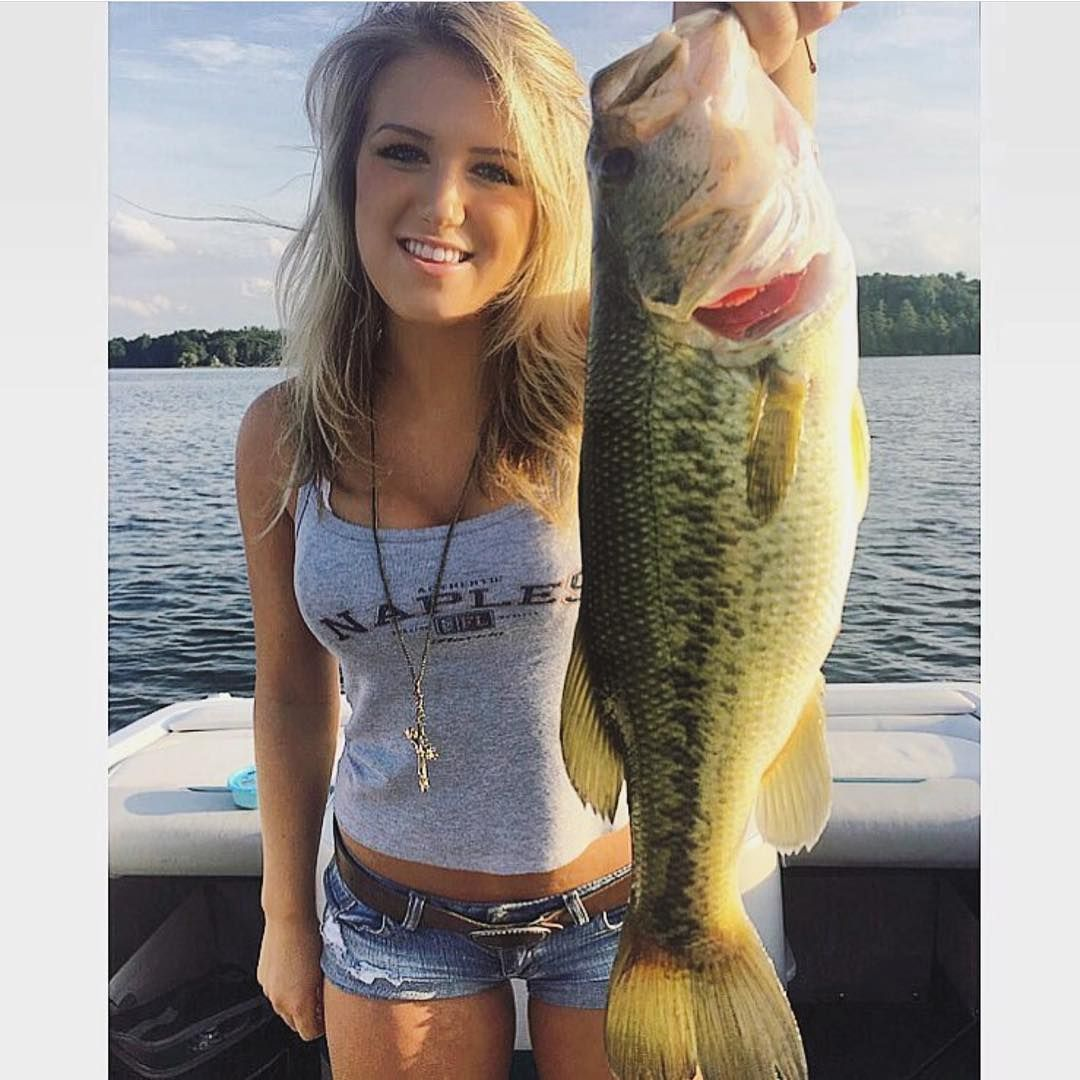 Pin on Fishin' Girls