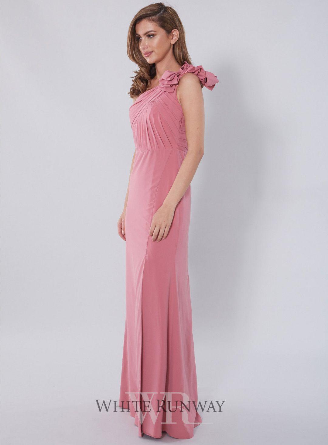 6eb9c2b41c The  brand new 05e0b 80c81 Kamilla One Shoulder Dress. Stunning full length  dress by Samantha Rose  info for d90bd adac7 Matea Gown. A stunning full ...