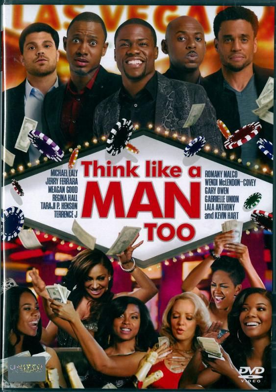 Think Like a Man Too (Blu-ray) - Film - CDON.COM