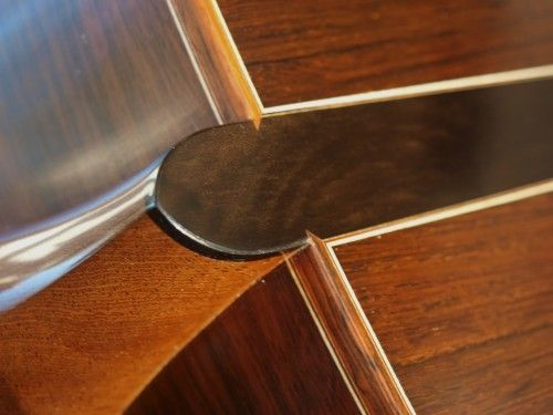 Guitar Heel Cap Sok Pa Google Guitar Inlay Guitar Design Guitar Building