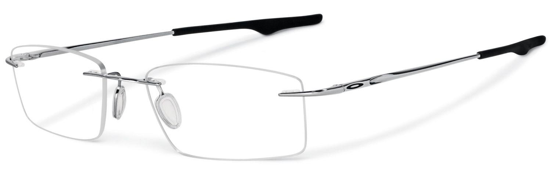 Rimless Glasses Oakley : Oakley Rimless Frames