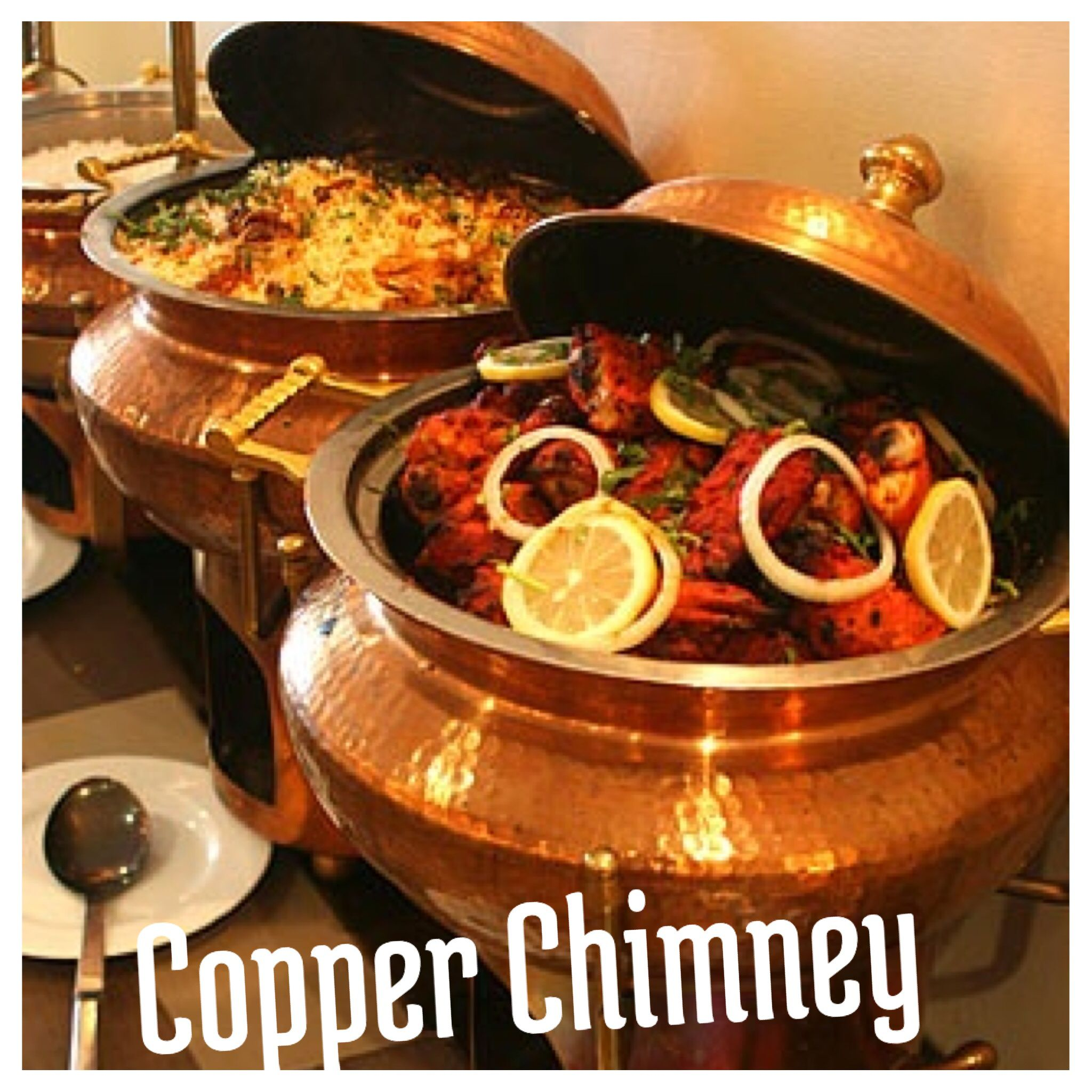 Expand your flavor Palate! Visit Copper Chimney our newest Partner located at 126th E 28th St in NYC!