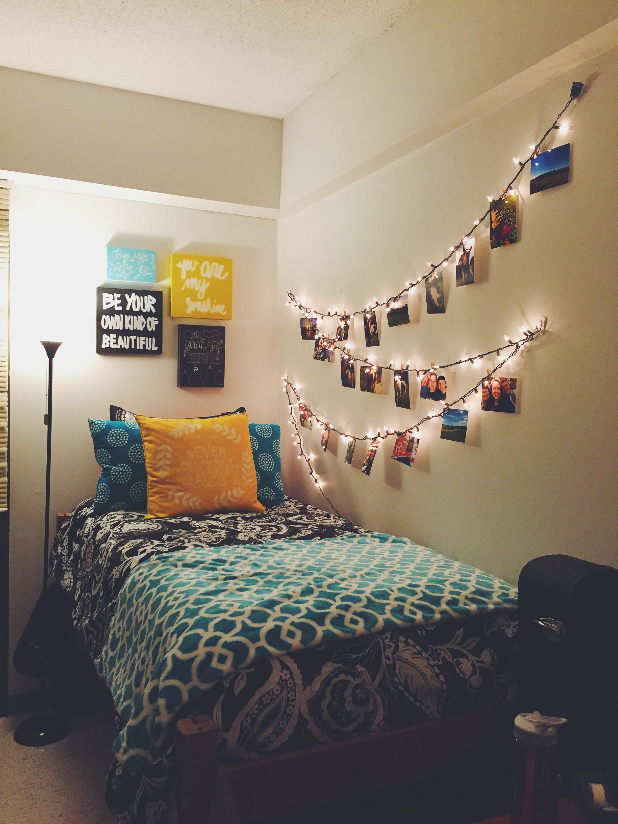 Dorm Room Styles: My Dorm In Capstone At The University Of South Carolina