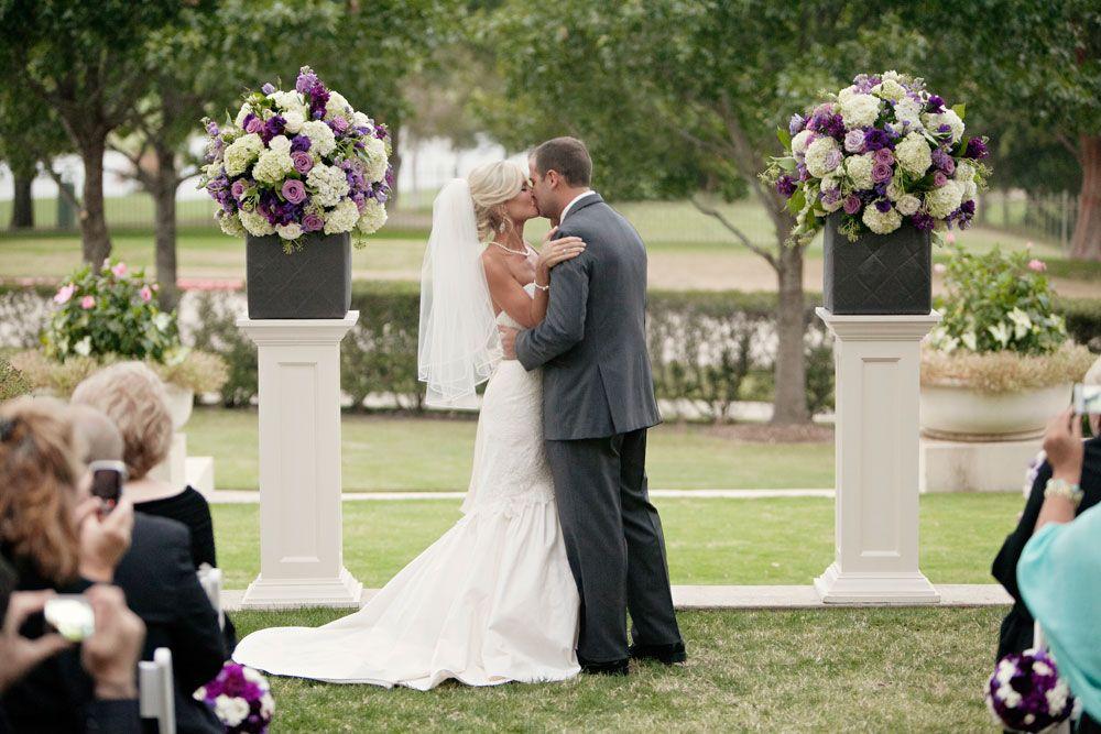 Centerpieces Wedding Ceremony FlowersAltar