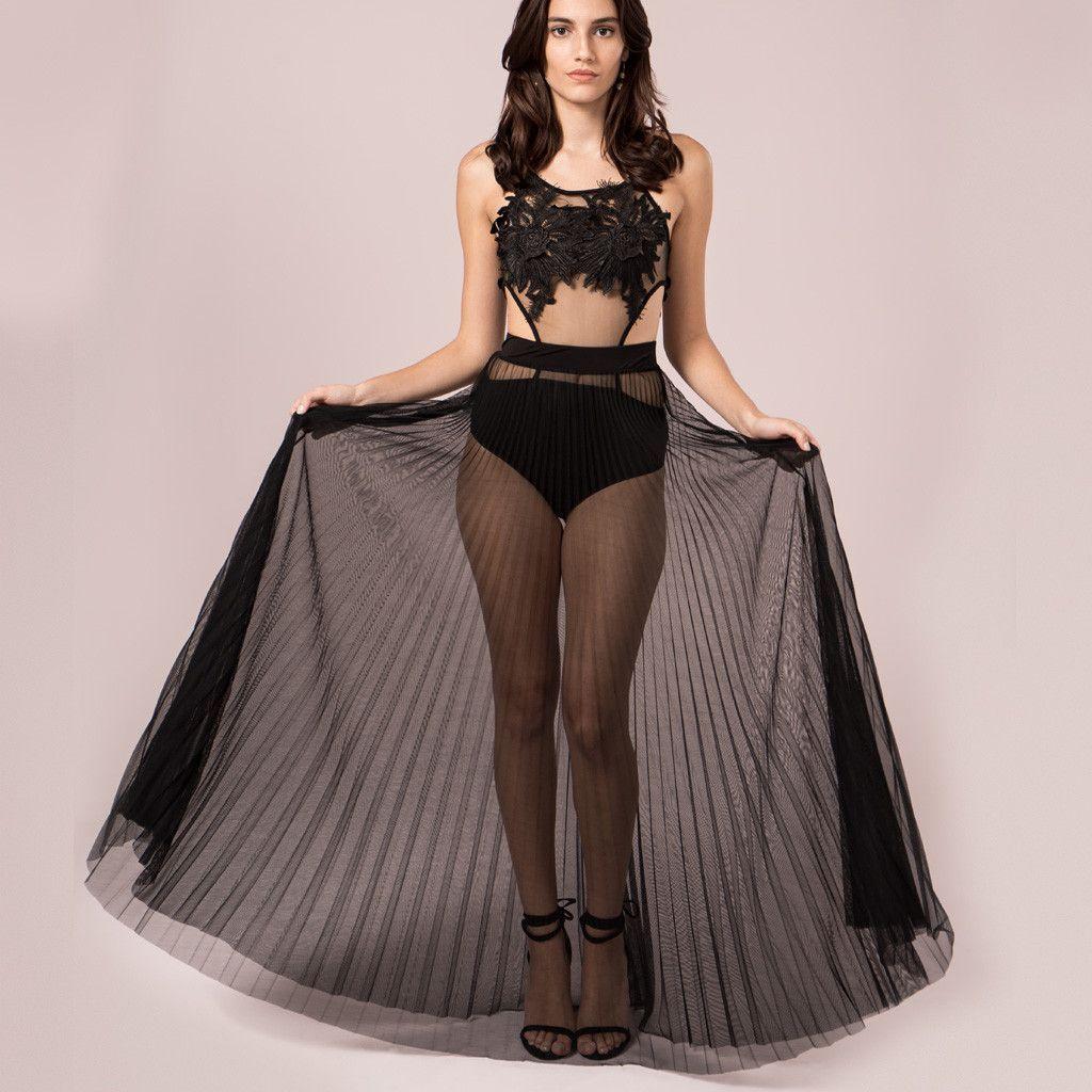 Nothing Better Pleated Skirt
