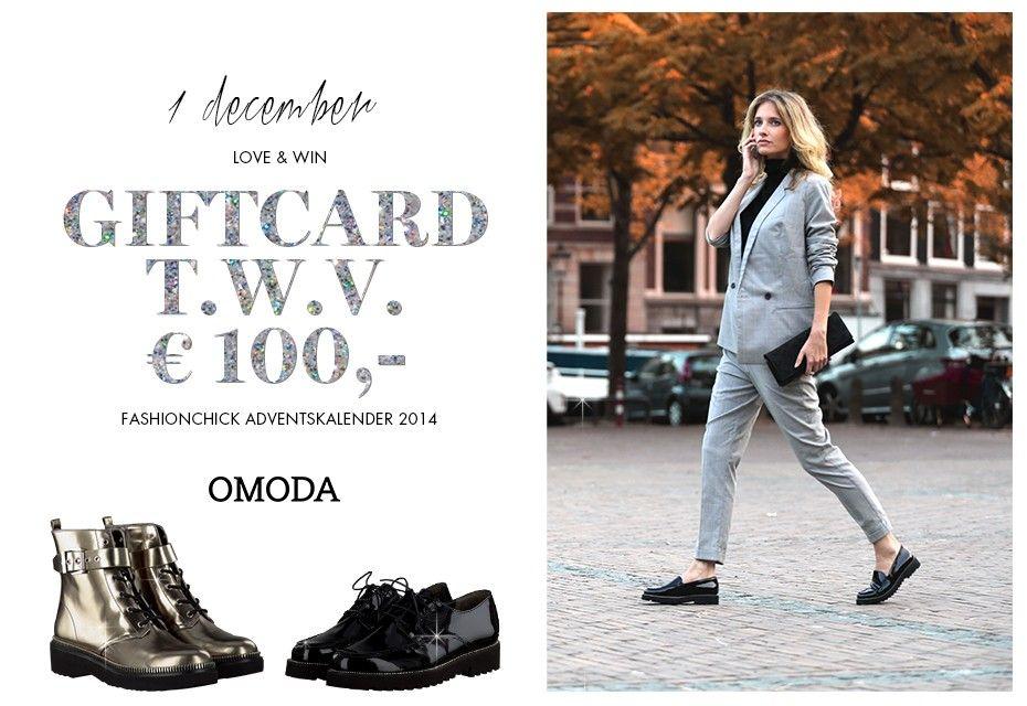 Adventsdag 1: Win €100,- shoptegoed van Omoda | Acties/prijsvragen ...