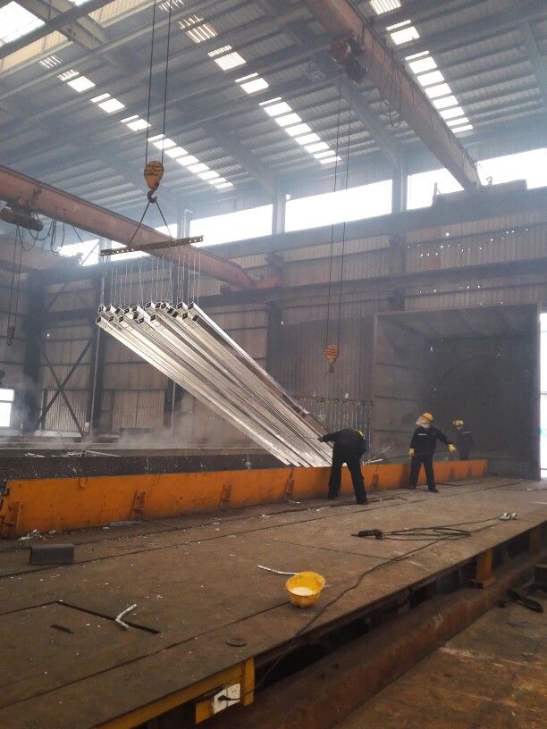 Steel Structure Finishing. Shandong Sunway Steel Building Co.,Ltd