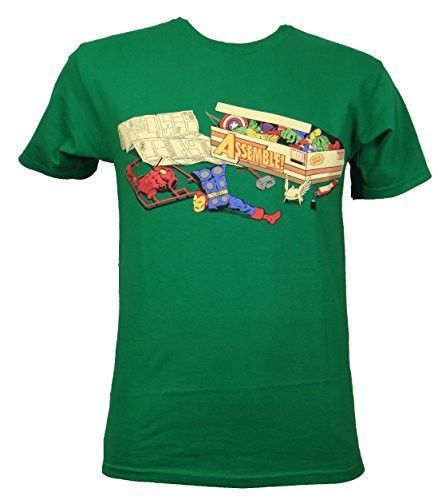 Marvel Avengers Assembly Required T-shirt
