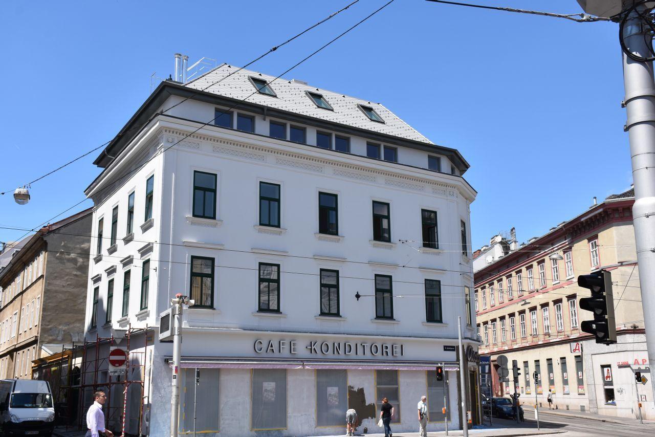 Wien | Kontroverse Dachausbauten | Projekte & Meldungen