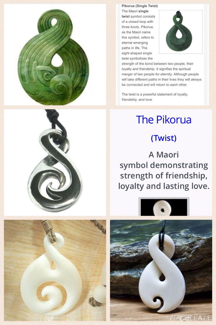 Maori Single Twist Tattoo: First Choice #Pikorua (With Images)