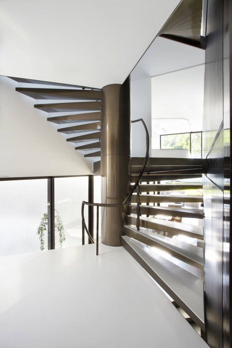 Tusculum Residence by Smart Design Studio | Smart design, Staircases ...