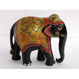 Wooden Elephant Figurine Online Shopping India Buy Handicrafts Gifts Crafts Home