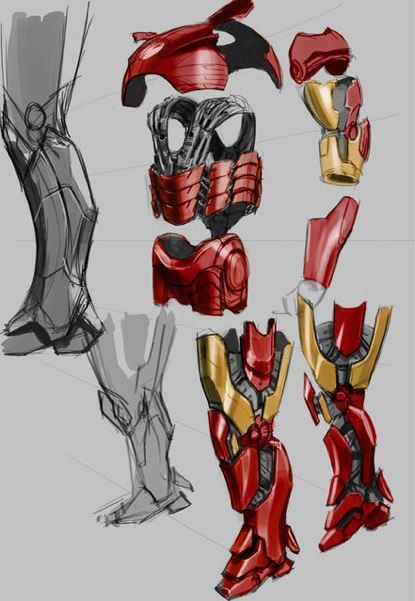 From Marvel Iron Man Schematics Images Gallery