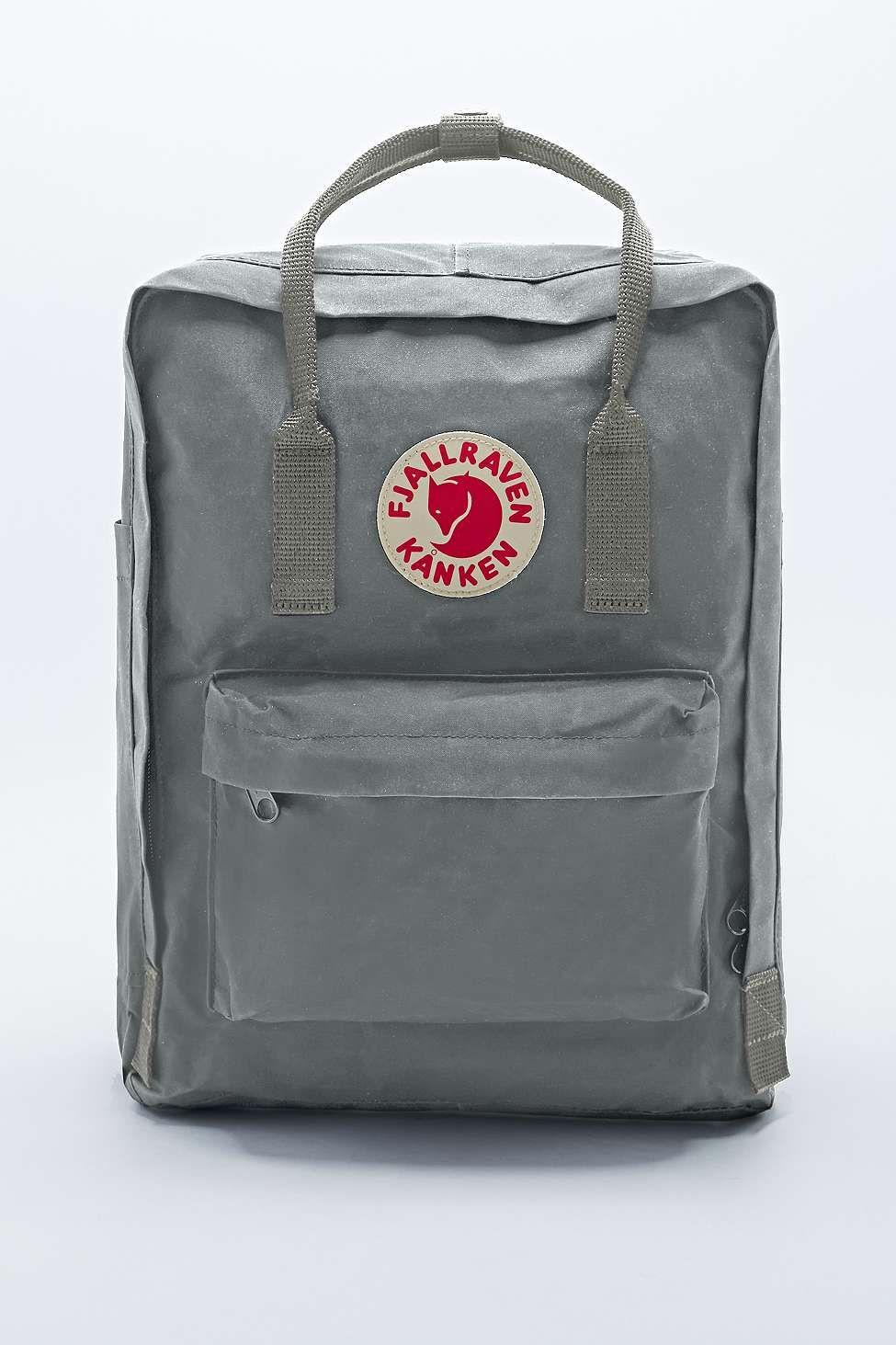 aa8fc868a Fjällräven Kånken Classic Fog Backpack