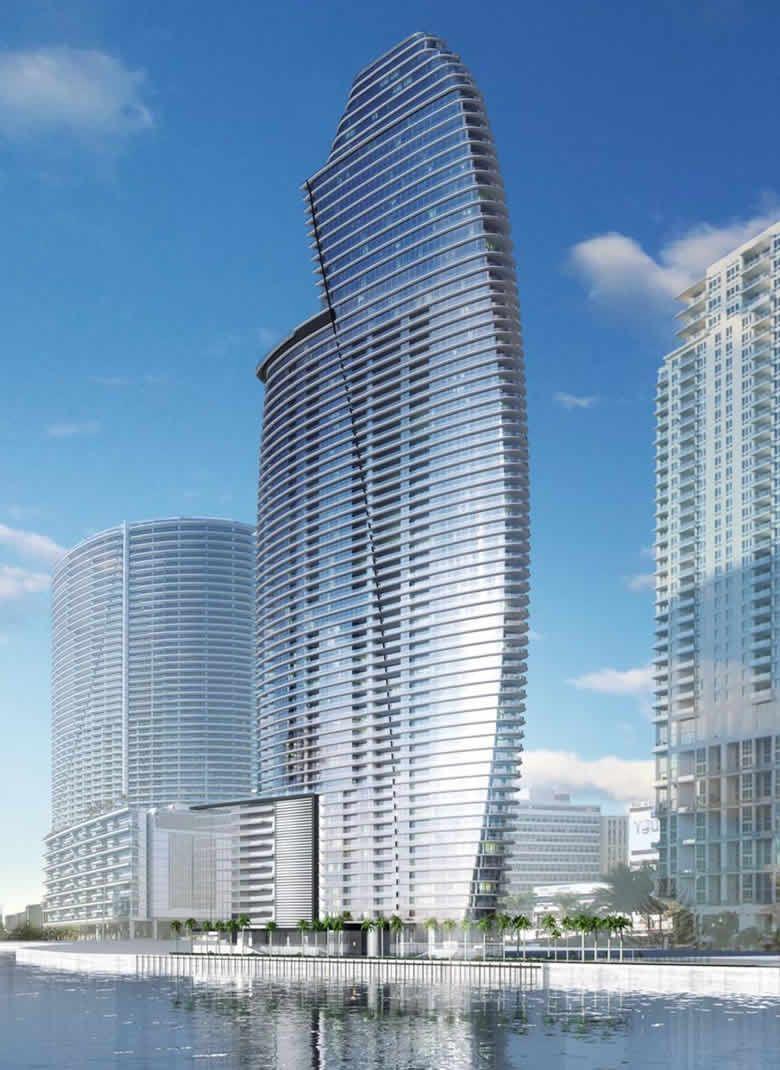 9 Aston Martin Tower Ideas Mrakodrap Struktura