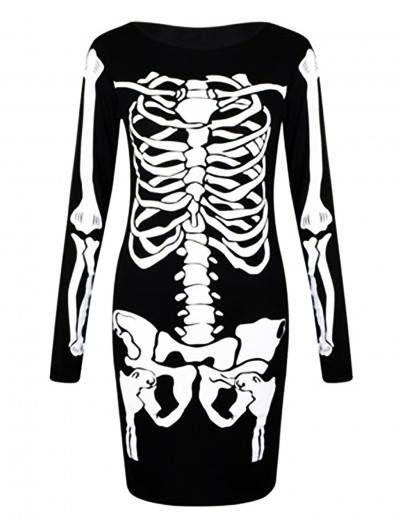 Cannock Wholesaler Skeleton Celebrity Dress 507 Excludes Vat